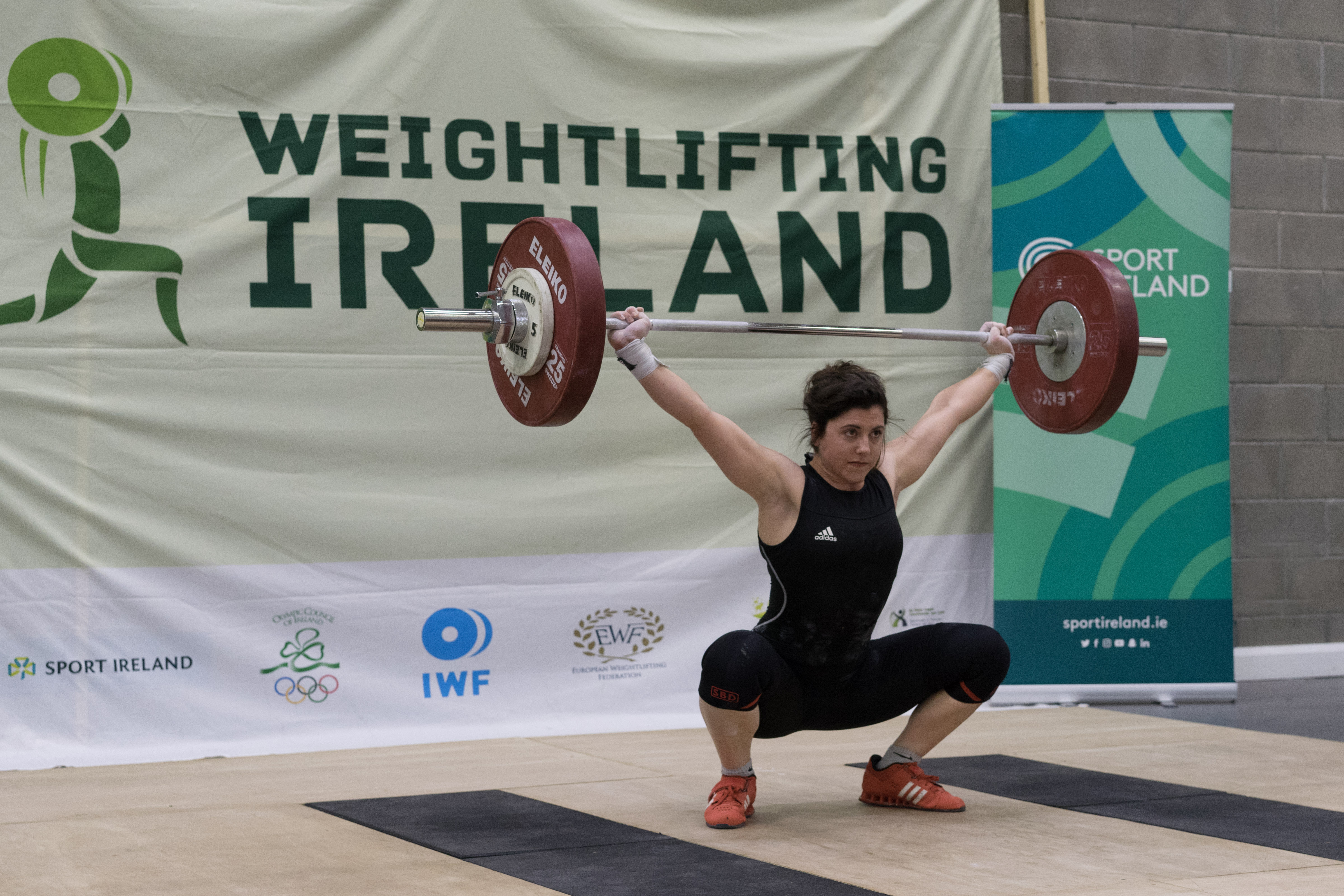 70ab109b7ce915 Cork Open - 2018 - Weightlifting Ireland