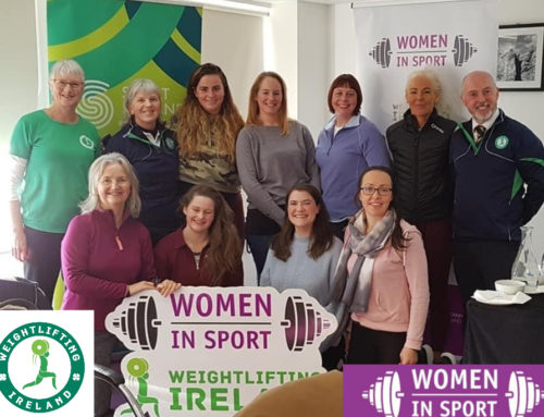 Women in Sport Technical Official Development Programme