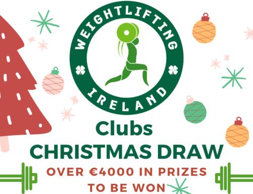 Affiliated Club Christmas Draw⛄