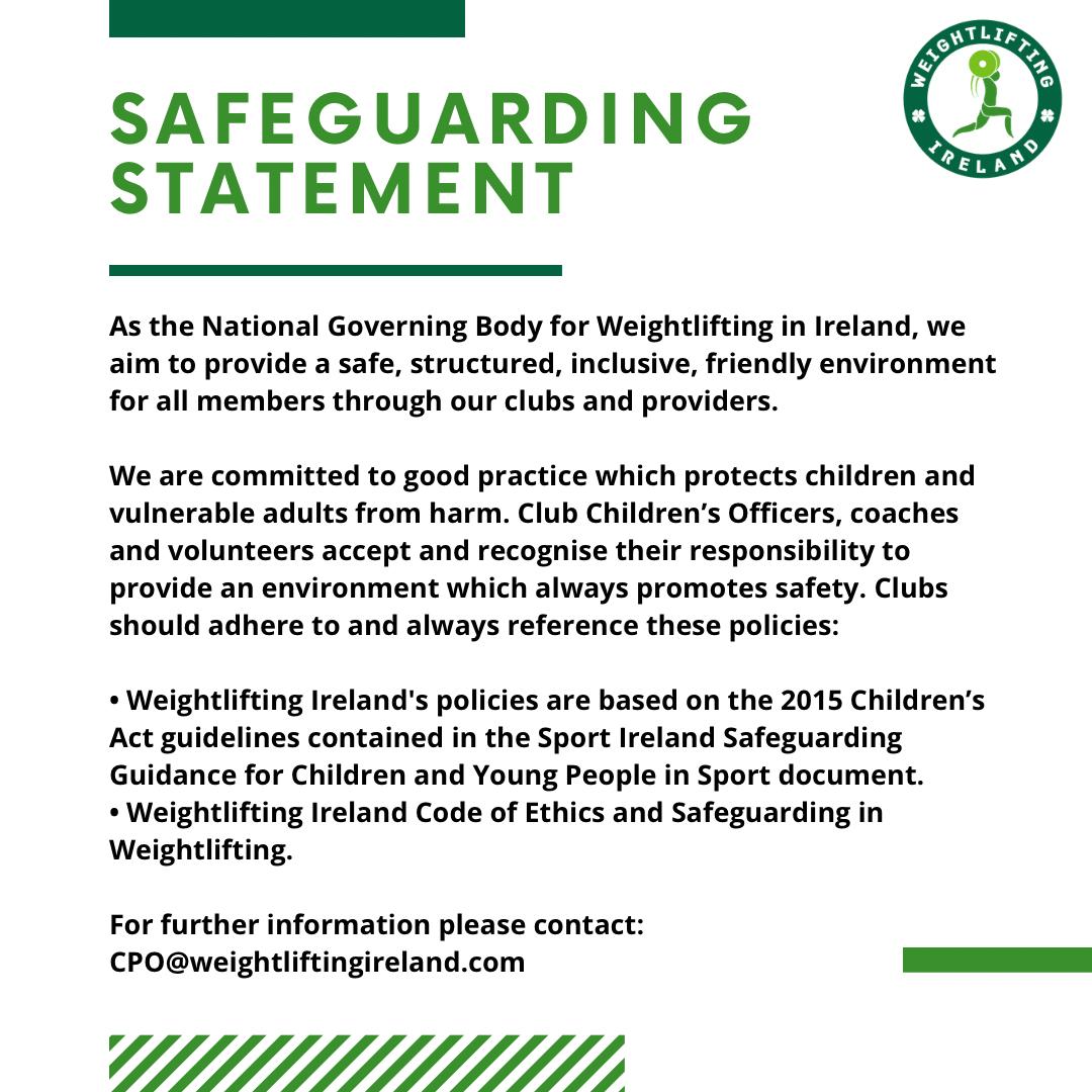 Safeguarding Statement