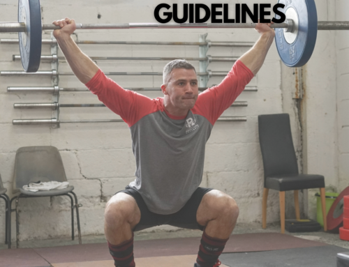 Return to Training – (Guidelines) | (2021)